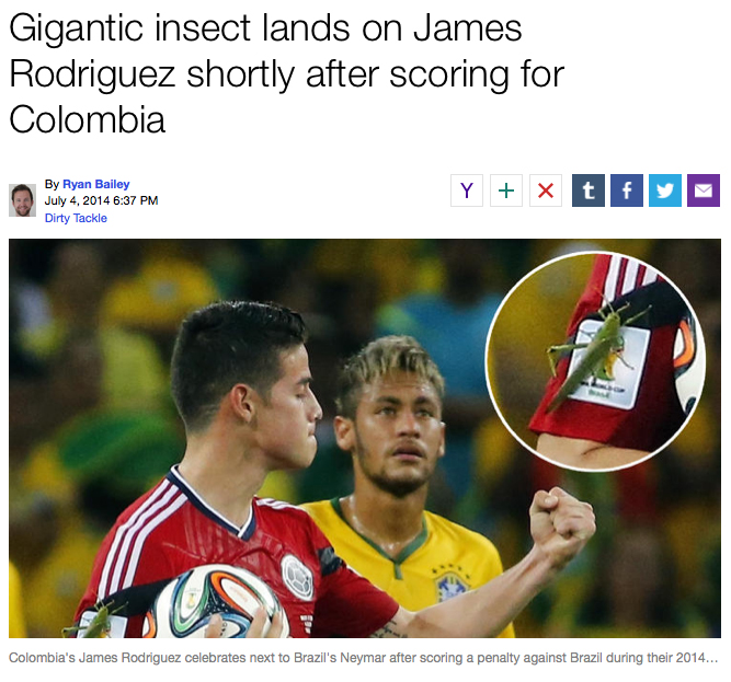 This headline doesn't quite express what it intends to. (Yahoo News)
